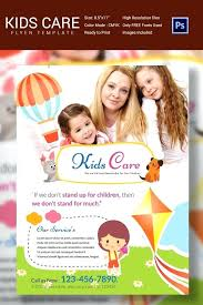 Samples Of Daycare Flyers Daycare Flyer Templates Companiesuk Co