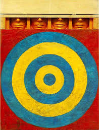 "the easel art journalism ""how to see the world properly"" an interview about jasper johns"