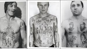 визуальная энциклопедия российских тюремных татуировок Vice