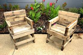 pallet furniture projects. Diy Wood Furniture Projects Pallet Comfy Recycled Chairs