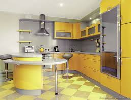 attractive pictures of modern yellow kitchens gallery design ideas ps52