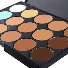 15 color makeup concealer hide blemish primer natural face concealer cosmetics contour palette for mac makeup foundation in concealer from beauty health