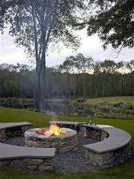 Patio Design Ideas With Fire Pits 30 fall decorating ideas and tips creating cozy outdoor living spaces