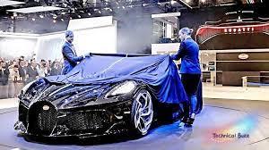 Bugatti's la voiture noire cost almost $19 million and only one will be made. Bugatti Launcing New Super Car And Price In India 132crore Bugatti New Cars Geneva Motor Show