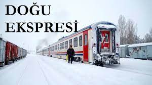 Doğu Ekspresi ile Kars'a Yolculuk - YouTube