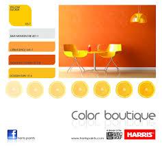 Harris Color Boutique Color Golden Sun Painting