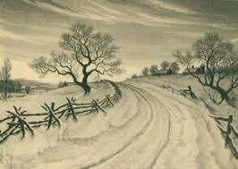12 02 07 Bloomington Born Artist Known For Snow Scenes History