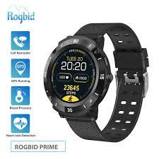 <b>Rogbid Prime</b> Sport Smart Watch Men women GPS HD Full Touch ...