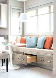 cabinet bench breakfast nooks kitchen seating with storage images build diy nook ikea