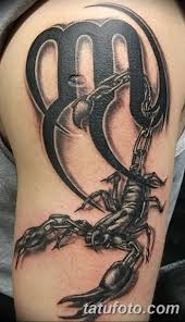 фото тату скорпион от 24042018 060 Tattoo Scorpion Tatufoto