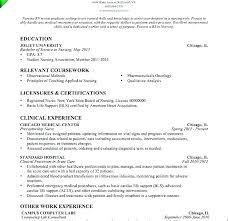 Examples Of Nursing Skills For Resume Emergency Nursing Skills ...