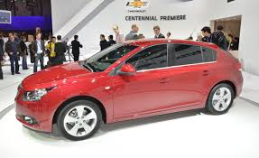 2012 Chevrolet Cruze Hatchback – News – Car and Driver