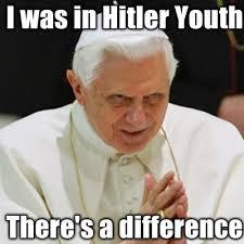 Evil Pope Memes via Relatably.com