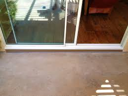 External Sliding Door Track System - Exterior sliding door track