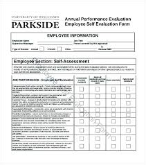 Sample Annual Performance Review Annual Performance Appraisal Template Sample Employee Review Forms