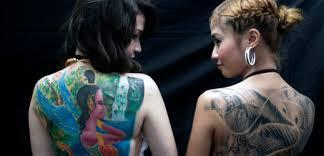 Tydencz Jak Tetování Neškodí Zdraví