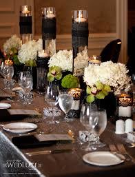 Awesome Elegant Wedding Table Settings 41 Spooky But Elegant Halloween Wedding  Table Settings Weddingomania
