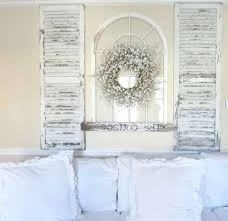 french wall custom french chandelier lighting awesome shutter wall decor ideas rustic shutters decor small ceramic
