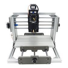 3 axis mini cnc milling machine engraving diy router kit 500mw laser engraver
