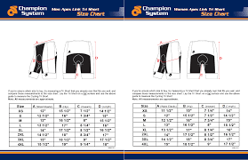 Champion Mens Shorts Size Chart Coolmine Community School
