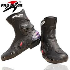 moto boots. pro-biker brand breathable outdoor sports motorcycle racing shoes motorbike motocross moto boots black wihte