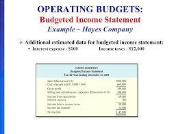 Sample P And L In Excel Income Statement Template In Excel Projected Example Profit