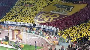 Roma-Lazio, è derby anche di coreografie: spettacolo all ...