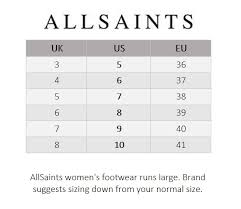 Ana Height Weight Chart Allsaints Ana Boot Zappos Com