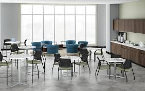 office break room design. hon hospitality cabinets w multiple seating office break room design