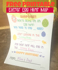 easter egg hunt template messy beautiful fun free easter egg hunt printable