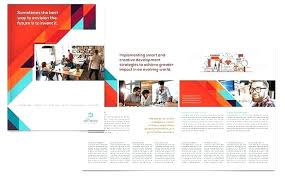 Microsoft Brochure Templates Free Download Publisher
