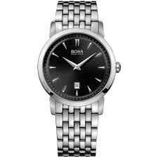 hugo boss best watches at affordable price store your new authentic hugo boss 1512720 stainless steel black dial men s watch