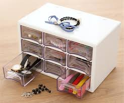 um size of lovely drawers acrylic jewelry cosmeticorganizer drawer makeup case storage insert her storage