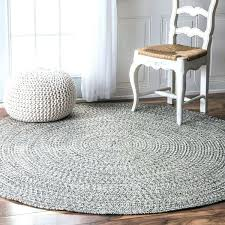 area rugs at kmart new indoor outdoor rugs handmade casual solid braided round rug 6 round area rugs at kmart