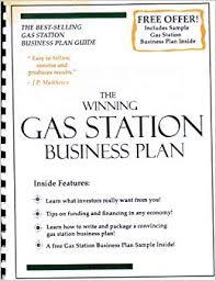 The Winning Gas Station Business Plan William Solomon Amazon Com