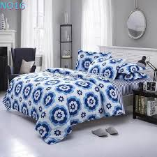 spring and autumn cotton bedding sets duvet cover bed sheet minimalist style checd fashion 3 4pcs queen full twin size