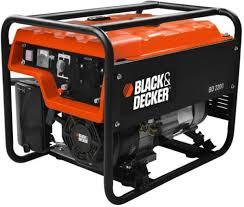 Souq Black Decker 22 Kilo Watts Electric Generator BD 2200 UAE