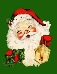 vintage santa claus face clipart. Contemporary Clipart In Vintage Santa Claus Face Clipart