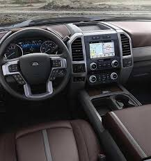 2018 ford heavy duty. wonderful 2018 super duty platinum interior in brunello and 2018 ford heavy duty d