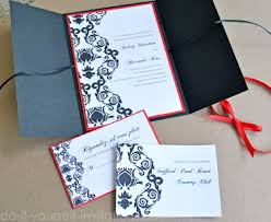 exquisite design black white red. beautiful red black and white wedding invitations to make new style of exquisite invitation card 91220165 design