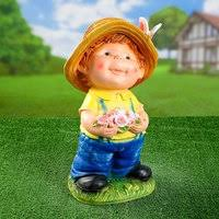 <b>Садовая фигура Мальчик</b> в Алматы. Сравнить цены, купить ...