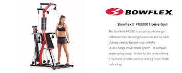 Bowflex Pr3000 Workout Chart Bowflex Pr3000 Home Gym Strength Training Sports