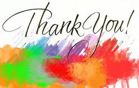Word Thank You A Mused Expressions Of Thanks This Morning For Reasons
