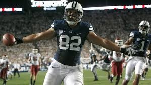 Byu Football Tight End Friels Perseverance Paying Off