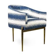 new art deco furniture. art deco dining chair in stripe ikat new furniture