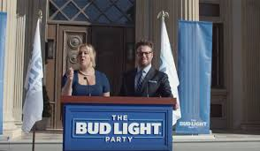 Bud Light Commercial Watch Seth Rogen In Bud Lights Fake Campaign Ad Super Bowl
