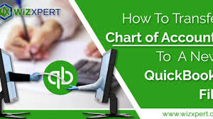 Import Chart Of Accounts From Excel To Quickbooks Desktop Learn To Transfer Chart Of Accounts To A New Quickbooks File