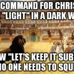 christian martyrs Meme Generator - Imgflip via Relatably.com