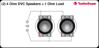1 ohm wiring diagram 1 image wiring diagram dual voice coil speaker wiring diagram images on 1 ohm wiring diagram