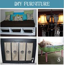 16 Second Hand Furniture Makeovers Before and After Tip Junkie